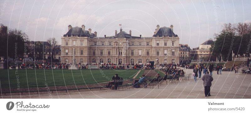 palais du luxembourg Paris Palais Kesselstadt Architecture jardin Luxemburg Castle