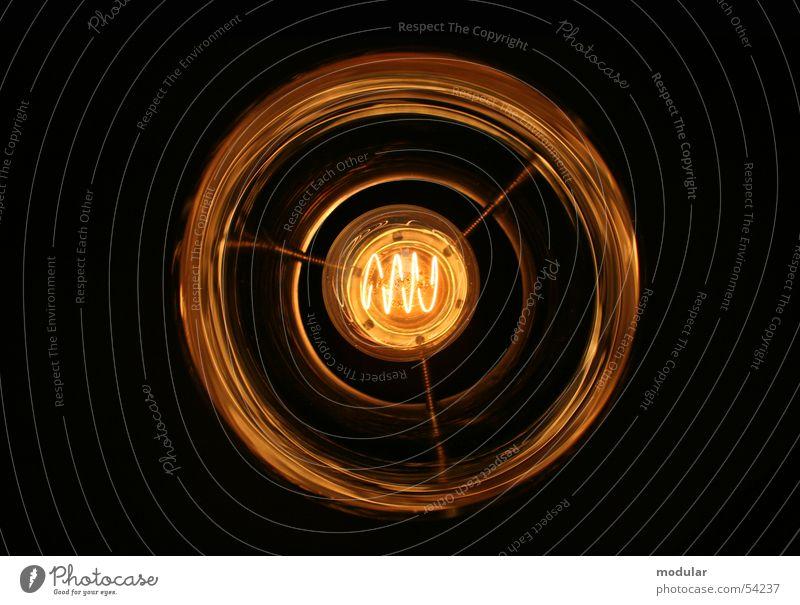 glow wire Lamp Light Wire Circle Light (Natural Phenomenon)