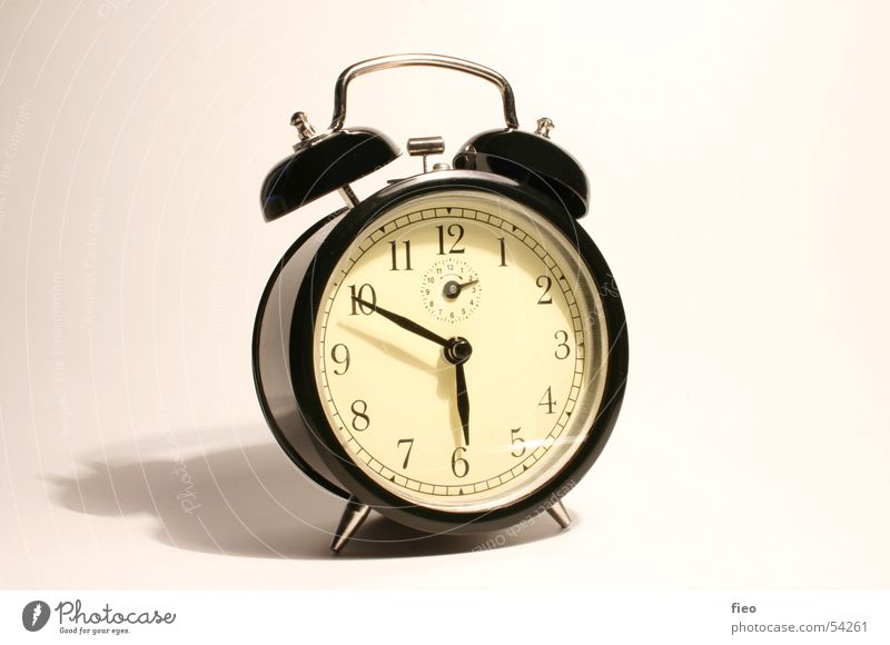 Time Clock Alarm clock