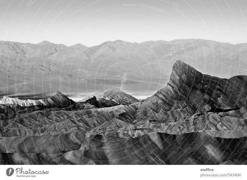 Around the World: Death Valley around the world Vacation & Travel Travel photography Tourism Landscape Town Skyline steffne