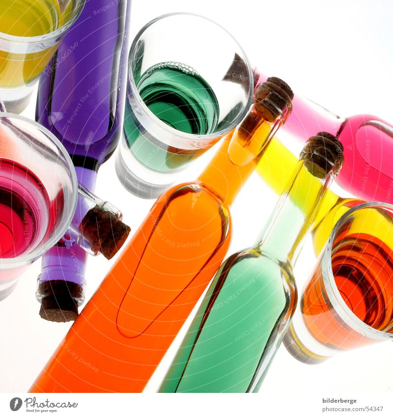 Water White Green Red Yellow Colour Meadow Dye Orange Power Feasts & Celebrations Glass Fruit Industry Beverage