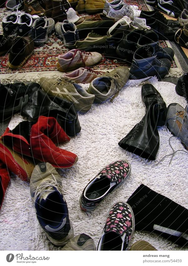 Footwear Clothing Floor covering Entrance Boots Carpet Dance floor
