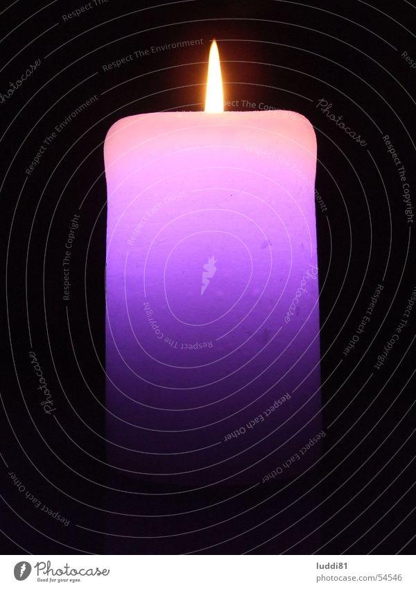lounge light Candle Light Wax Blaze Foyer LED Lamp