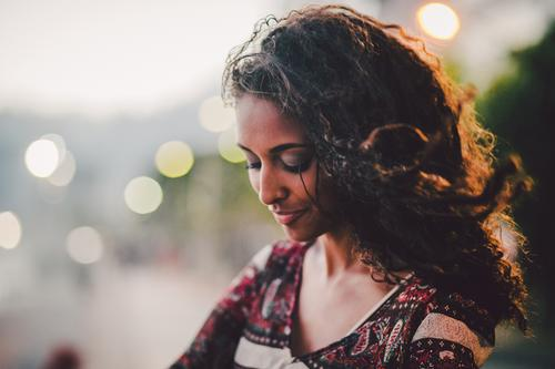 ° Beautiful Hair and hairstyles Summer Feminine Young woman Youth (Young adults) Life 1 Human being 18 - 30 years Adults Rio de Janeiro South America Brazilian