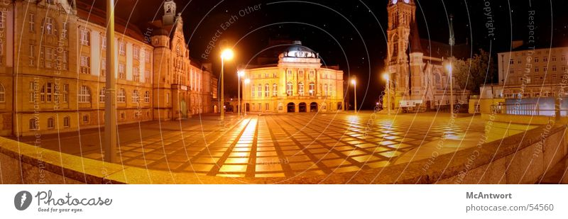 Night vision with farsightedness Montage Places Panorama (View) pannorama Opera 360 Rain Large Panorama (Format)