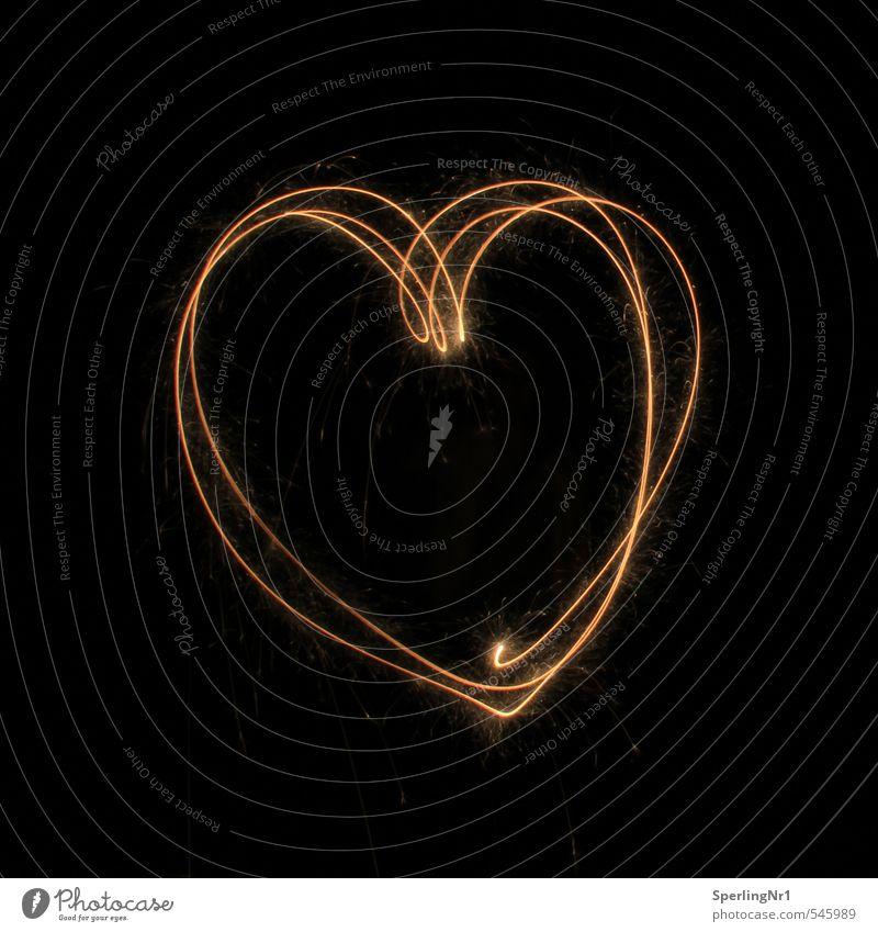 Red Black Yellow Dark Love Emotions Happy Feasts & Celebrations Together Orange Gold Heart Joie de vivre (Vitality) Romance Trust New Year's Eve