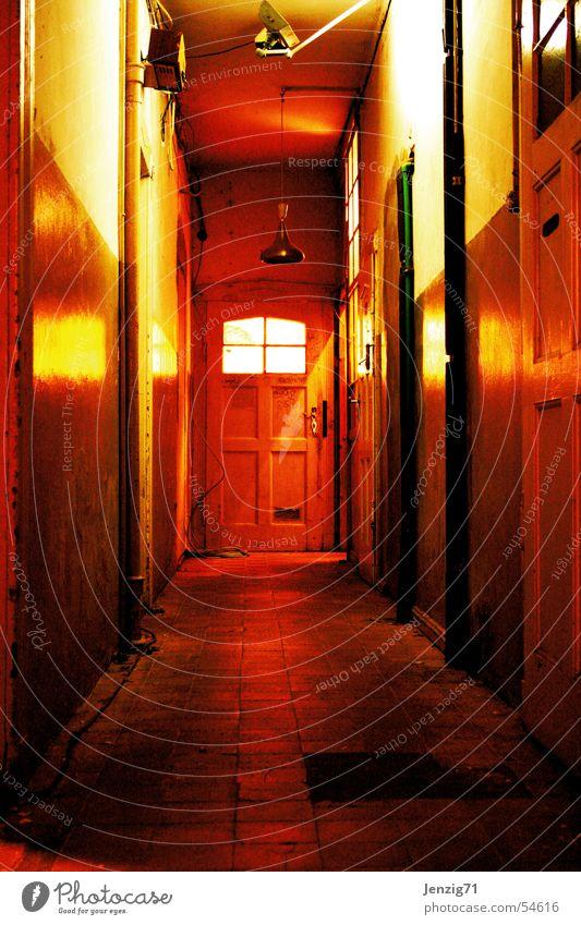 Door Hallway