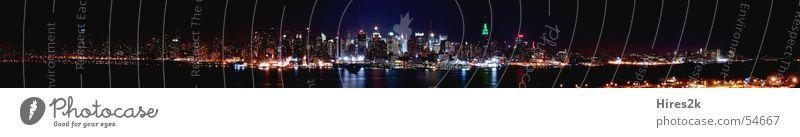 City Large USA New York City Panorama (Format)