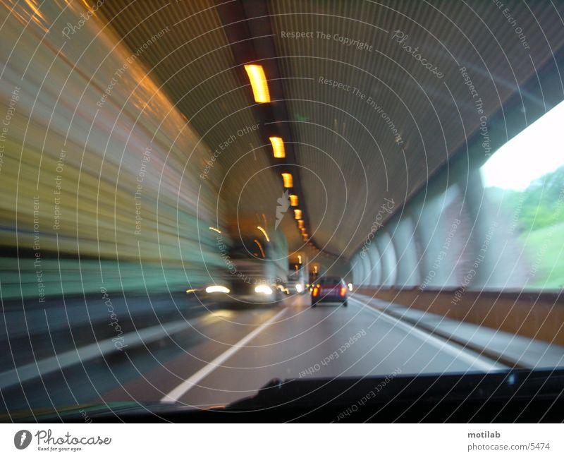 Movement Speed Tunnel Past