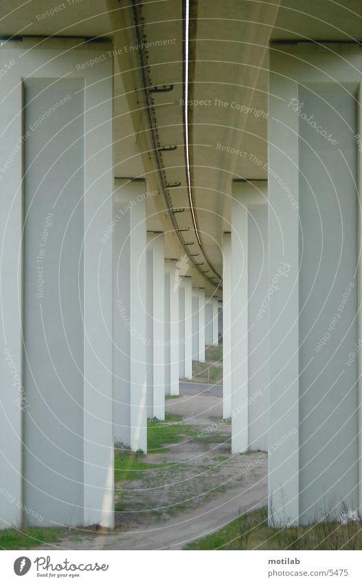 under the bridge °2 Bridge pier Architecture bridge posts