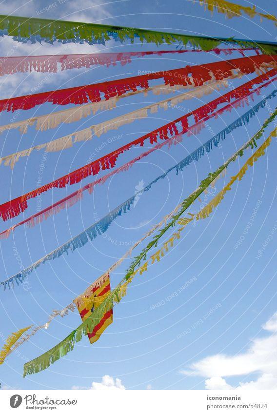Sky Beautiful Vacation & Travel Joy Happy Religion and faith Bright Feasts & Celebrations Happiness Decoration Kitsch Spain Music festival Menorca
