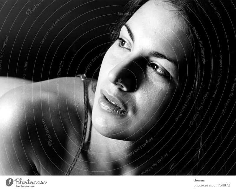 know-how Woman Underwear Rustling Naked Intensive Planning Studio shot Portrait photograph Skin Electricity Nude photography Looking Inspiration