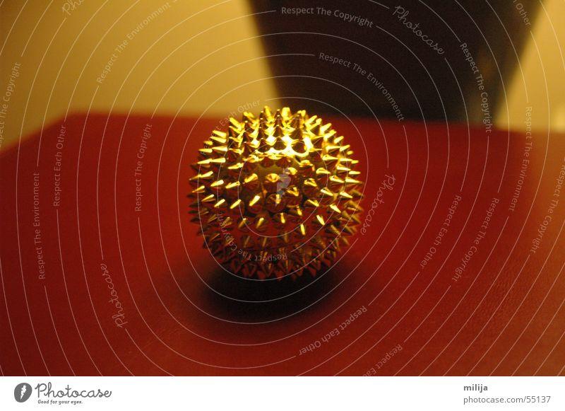 bullet Sphere Gold