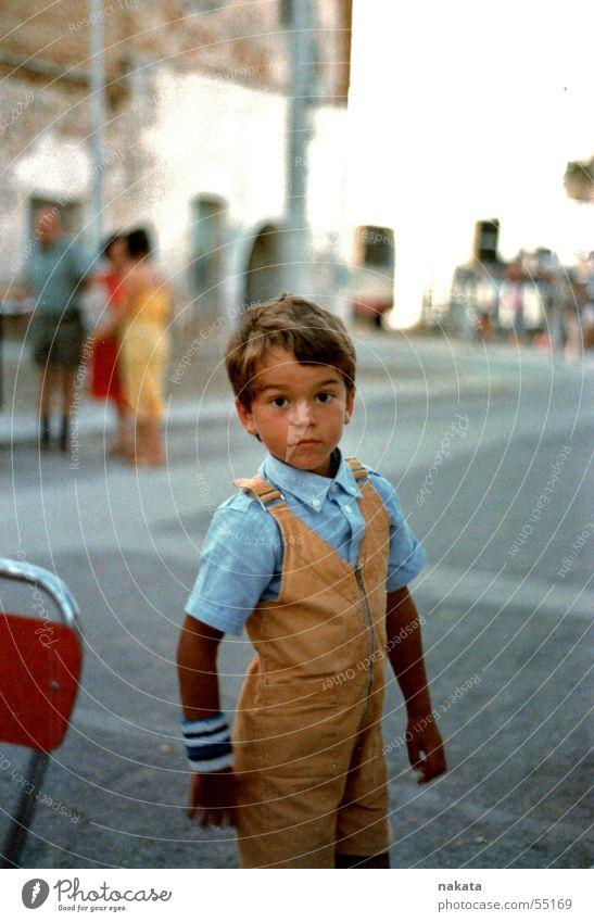 it's me... 20 years ago Child Retro Places Italy Vintage