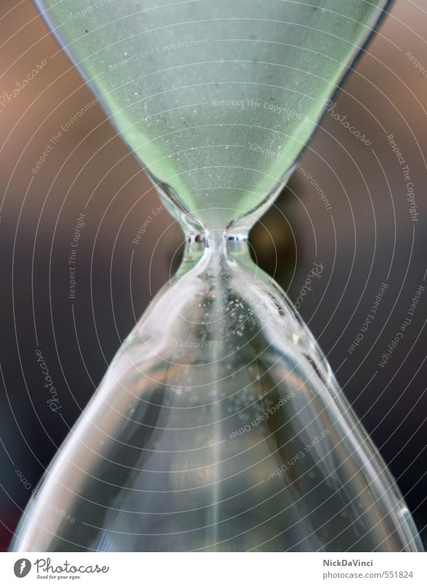 hourglass Measuring instrument Clock Hourglass Time Last Measure Sand Glass Trickle unstoppable Anticipation Optimism Power Fear of the future Expectation