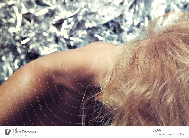 Blonde skin Beautiful Personal hygiene Cosmetics Skin Hair and hairstyles Sex Feminine Eroticism Desire Lust Esthetic Naked Shame Feeble Anonymous Gooseflesh