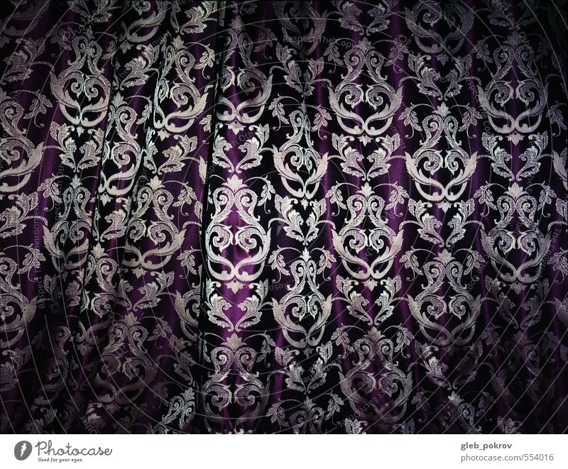 Doc #theatre Exhibition Culture Opera Musician Luxury Style curtain Eyeglasses Scene Colour photo Interior shot Deserted Isolated Image Neutral Background
