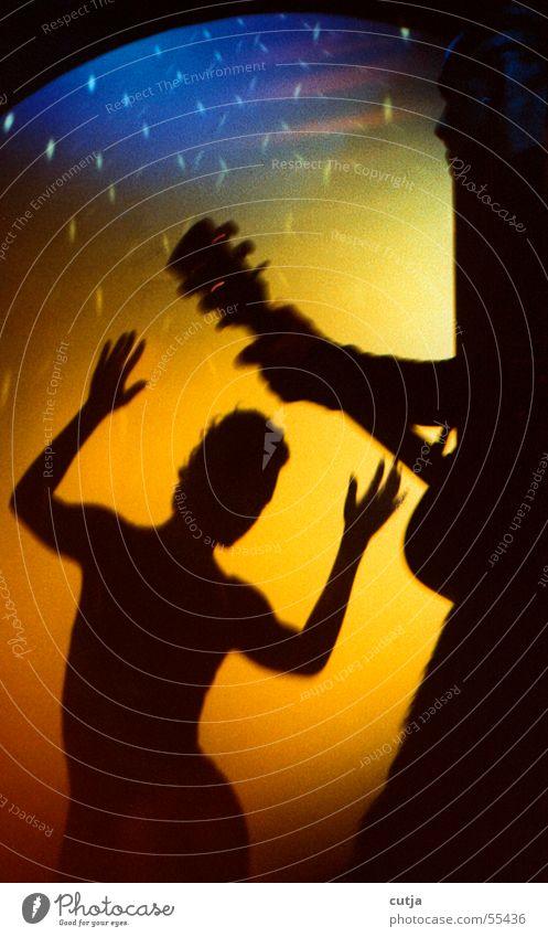 feel it Concert Dance Shadow Guitar Music Silhouette