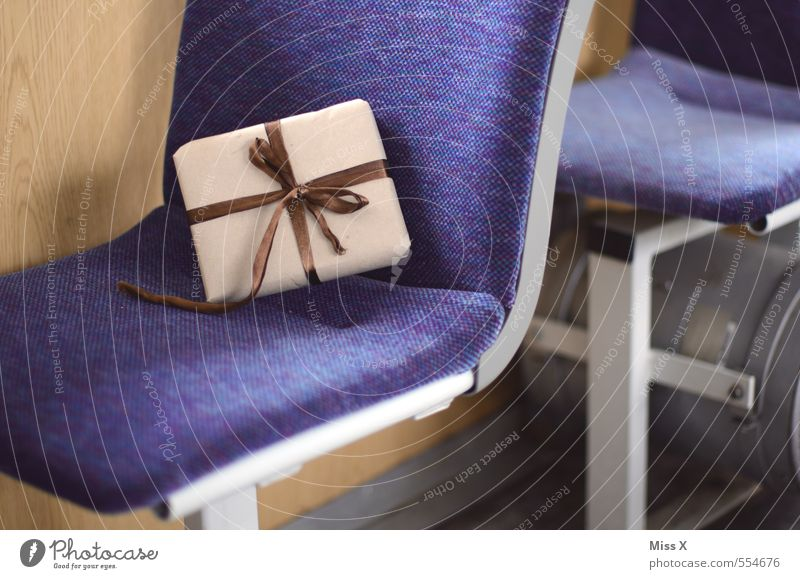 gift Chair Valentine's Day Birthday Bus travel Train compartment Packaging Package Lie Emotions Moody Goodness Gift Donate Salutation Display of affection Bow
