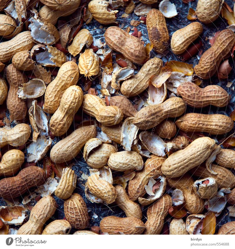 Healthy Food Authentic Nutrition To enjoy Delicious Organic produce Positive Muddled Voracious Peanut Nutshell