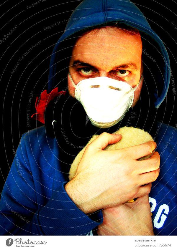 Human being Hand Eyes Barn fowl Mask Cuddly toy Epidemic Bird 'flu