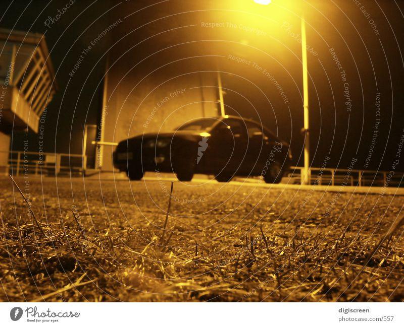 shadow parker Night Mystery Transport Car