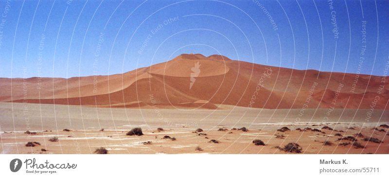 Sossusvlei (2) Dry Hot Physics Namibia Africa Desert Beach dune Sand Thirst Warmth Namib desert