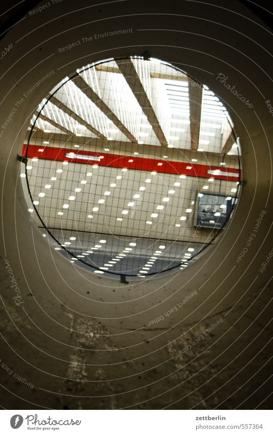 Round window Window Hollow Vantage point View from a window Pipe Tunnel Light Stripe Patch Patch of light Cone of light Bright spot Shadow Passage Transparent
