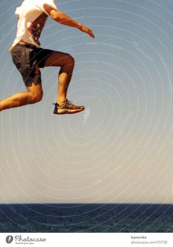 Water Vacation & Travel Jump Horizon Walking Hover Gravity