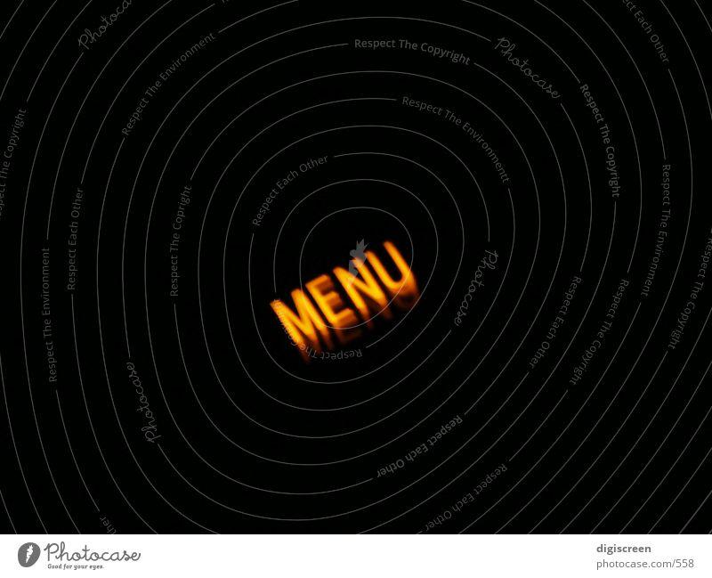 menu Dish Transport naviagation lexus Switch