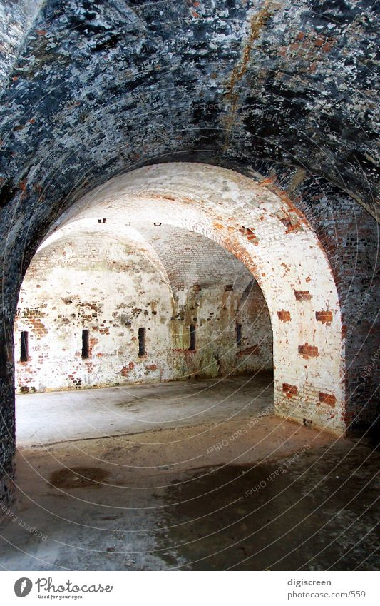 catacombs Catacomb Brick Architecture Stone Cellar arch