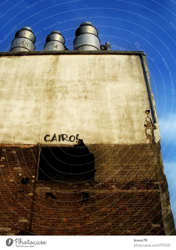 cairo_cologne-poll House (Residential Structure) Town Sky