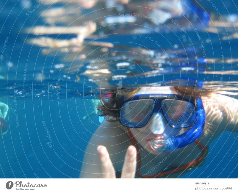 hi Diving goggles Dive Snorkeling Underwater photo Water