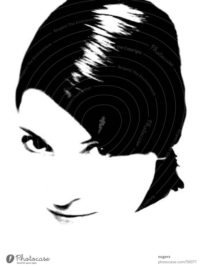 me Portrait photograph Face Close-up Black & white photo