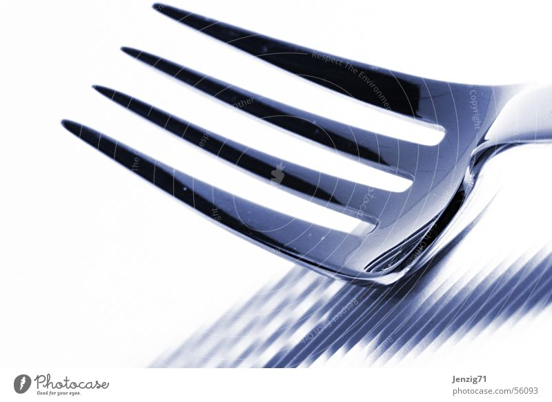 Nutrition Metal Point Steel Cutlery Fork Prongs