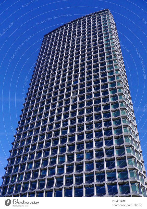 City Building Flat (apartment) Concrete High-rise London Individualist
