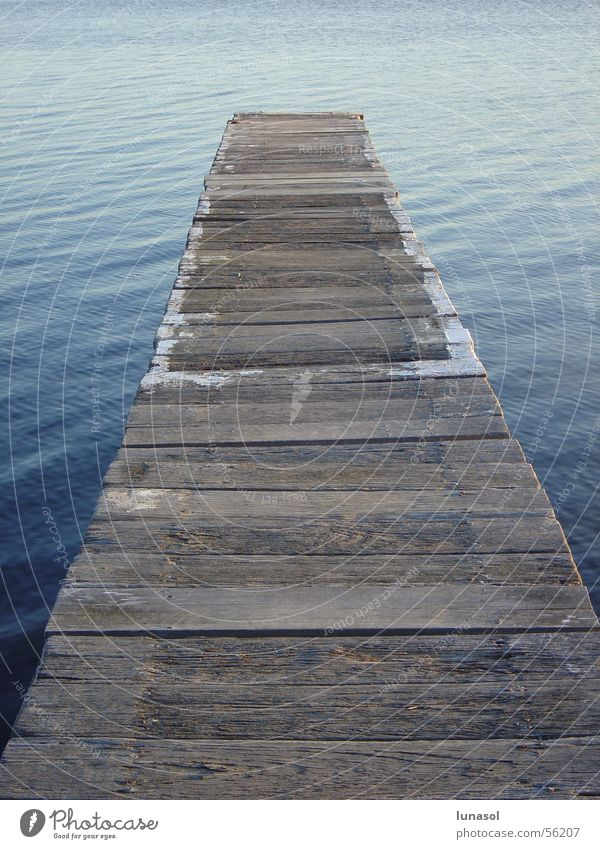 pier on a lake Jetty serene future calm peaceful water wood.