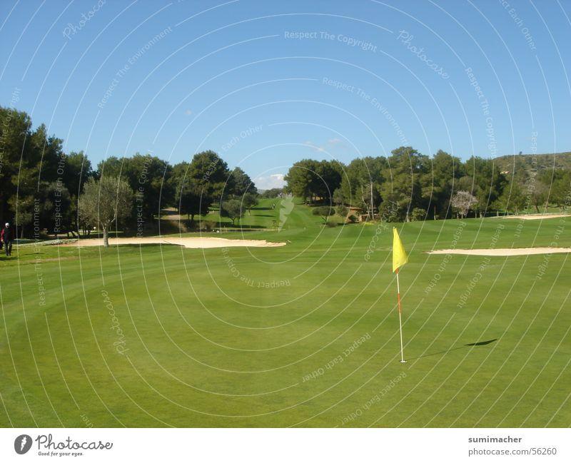 golf course Majorca Golf course Canyamel