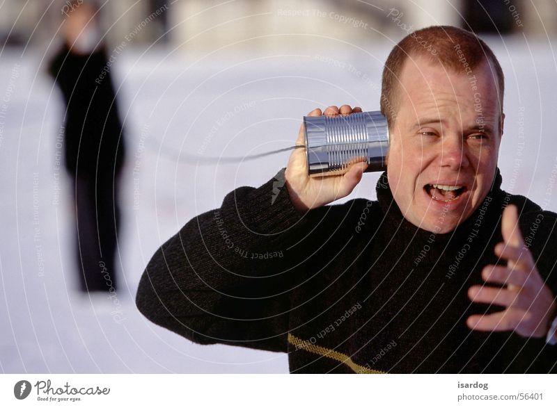 To talk Telephone Telecommunications To call someone (telephone) Bush telephone