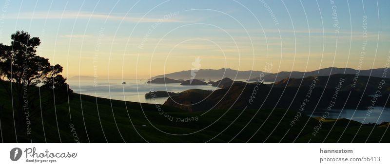 Ocean Island New Zealand Coromandel peninsula