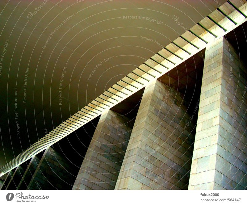 Exciting Lisbon Portugal Europe Capital city Architecture Roof expo98 Stone Concrete Metal Esthetic Sharp-edged Tall Modern Above Clean Strong Blue Brown Yellow