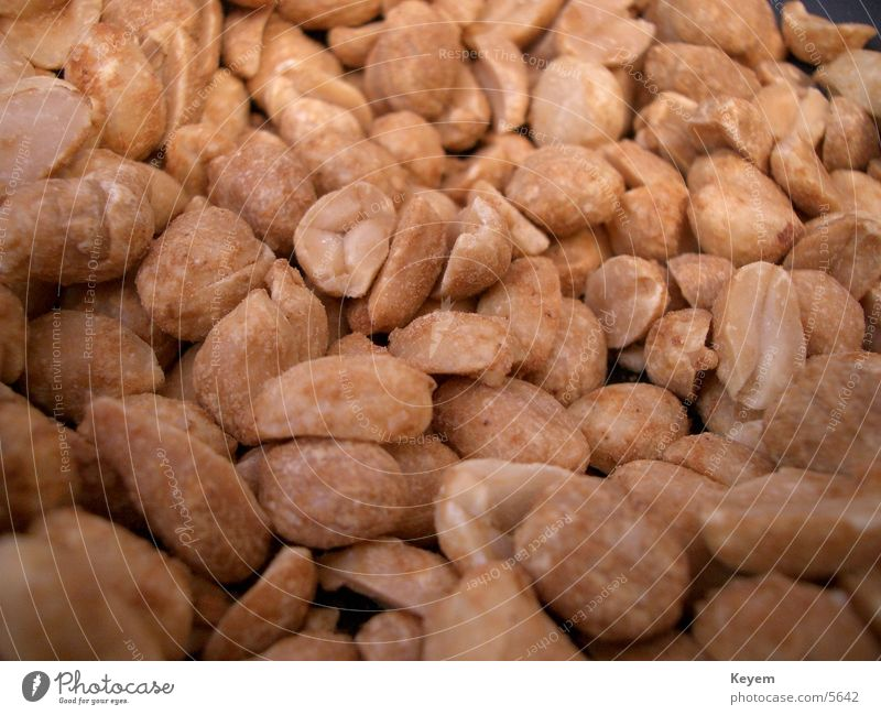 Nutrition Salty Peanut