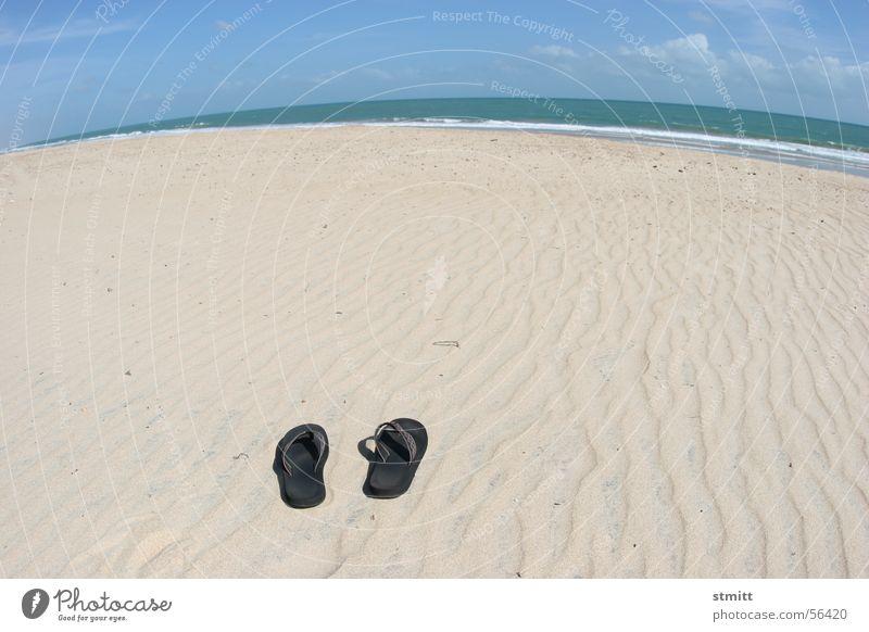 Beach Sand Brazil