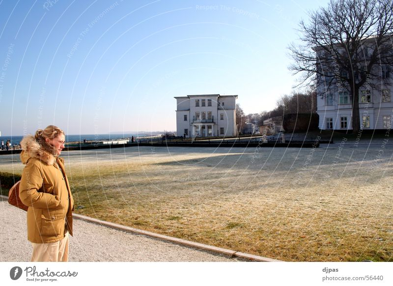 Beautiful Heiligendamm Ocean white villas Baltic Sea natal