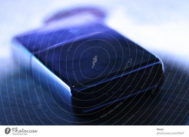 blue lighter Lighter Chrome Dark Leisure and hobbies Zippo Blue Shadow