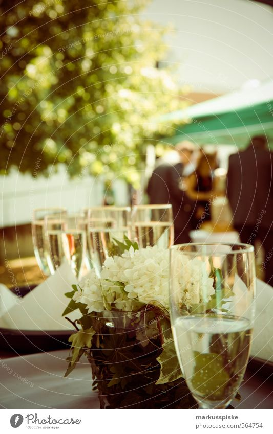 Open Air Party Company Buffet Brunch Banquet Business lunch Sparkling wine Champagne glass Lifestyle Luxury Elegant Style Design Entertainment Event Restaurant
