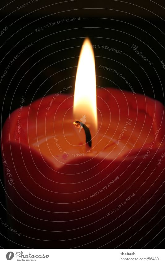 Red Yellow Warmth Blaze Candle Romance Physics Hot Burn Flame Wax Candlewick