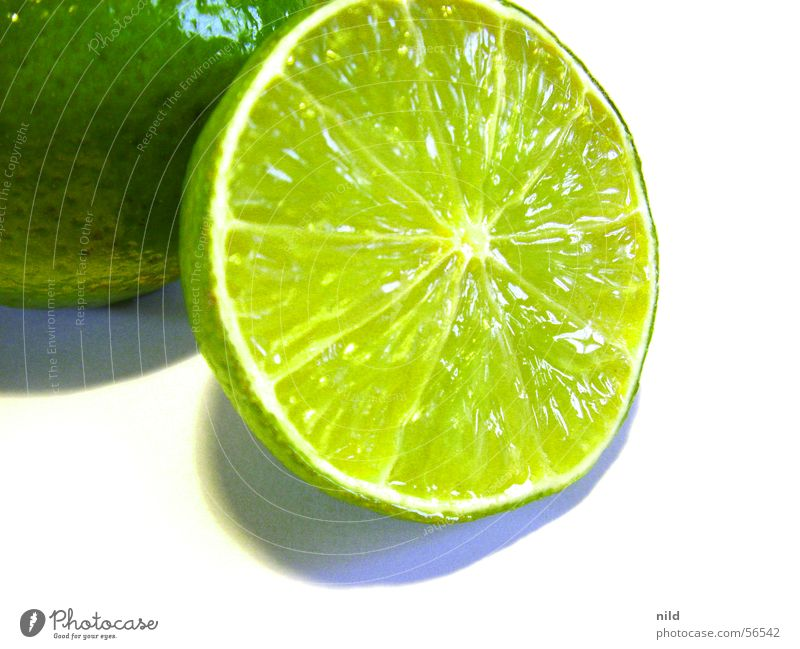 Green Fruit Fresh Isolated Image Bar Anger Colour Delicious Cocktail Juicy Lemon Night life Fruity Lime Tropical fruits Pub-owner