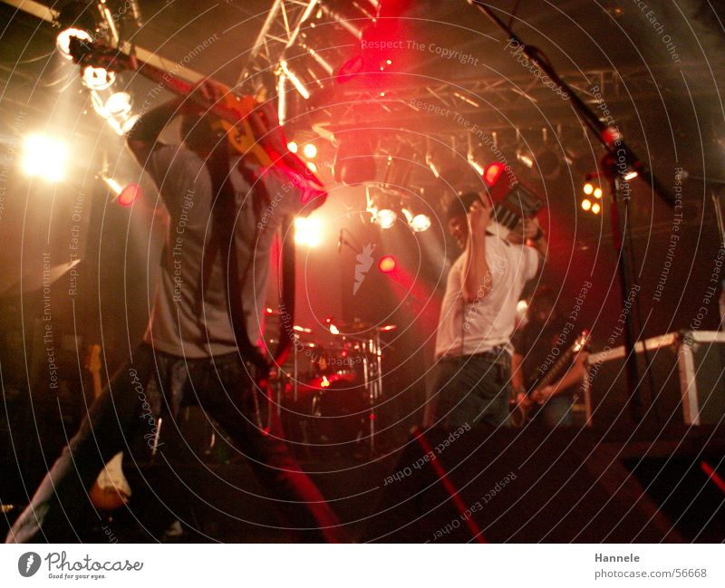 CRN Concert December Light Shows Punk Rock music Guitar roper crn String Music Funny
