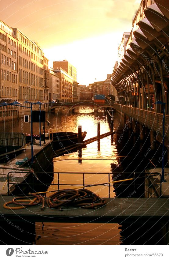Sun Summer House (Residential Structure) Cold Building Warmth Watercraft Germany Hamburg Bridge River Physics Harbour Underground Markets Hose
